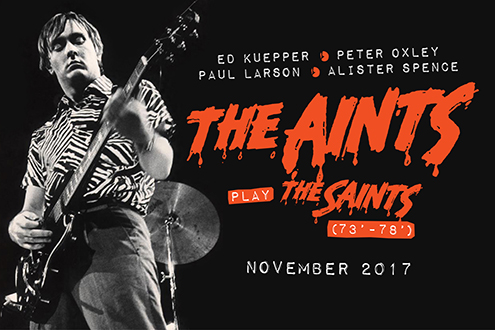 THE AINTS PLAY THE SAINTS '73-'78